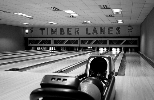 Timber Lanes Bowling Alley Chicago IL